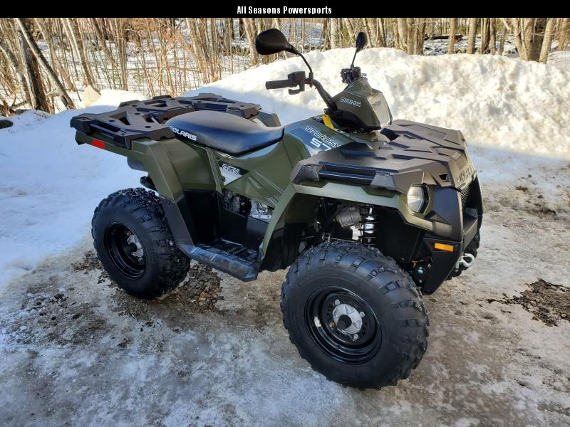 2014 Polaris Sportsman 570 4x4 only 229 miles