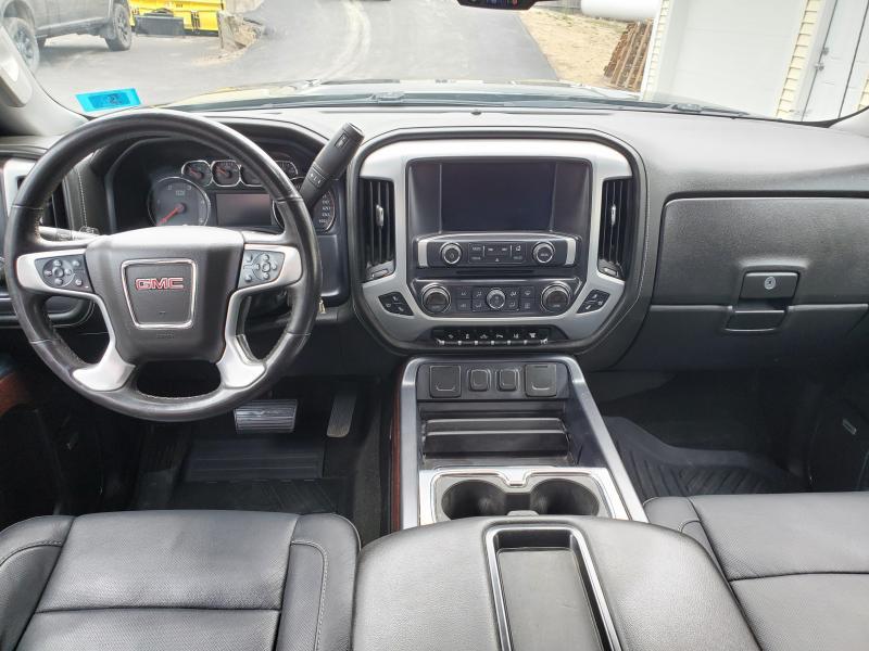 2015 GMC Sierra 3500 HD SLT Duramax Diesel
