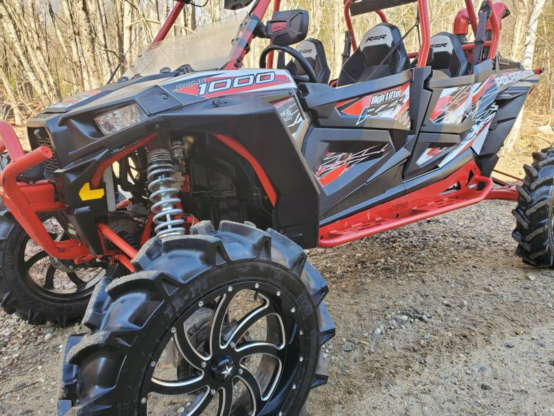 2016 Polaris RZR XP High Lifter 4 seater LOADED!