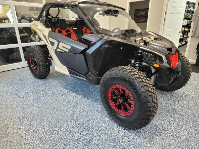 2021 Can Am Maverick X3 XDS Turbo RR