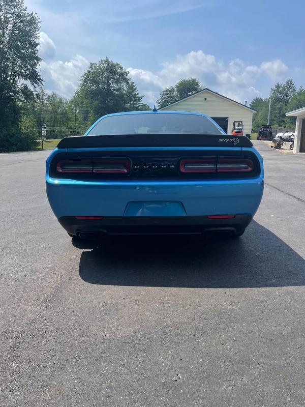 2018 Dodge Hellcat Challenger Low Miles