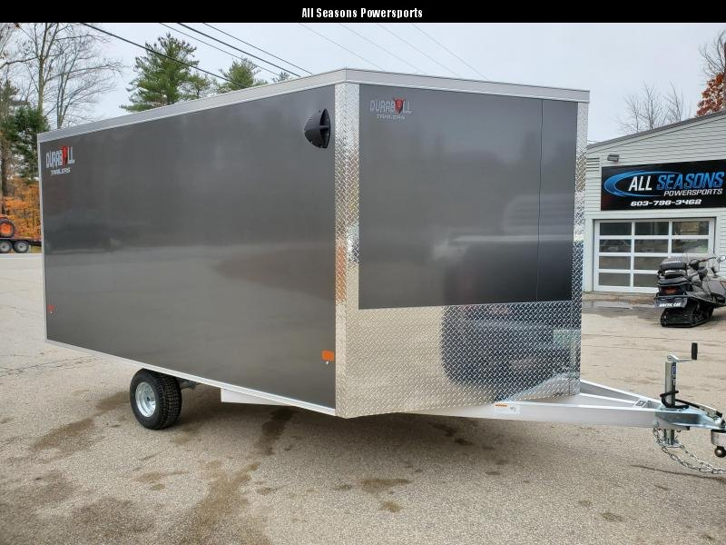 2021 Durabull Trailers Multisport Series 12' Snowmobile Trailer Snowmobile Trailer