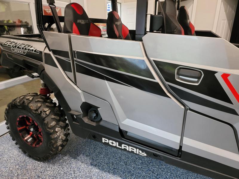 2017 Polaris General 1000 4 Seater EPS