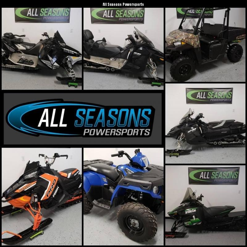NEED CASH? BUYING ALL POWERSPORTS!