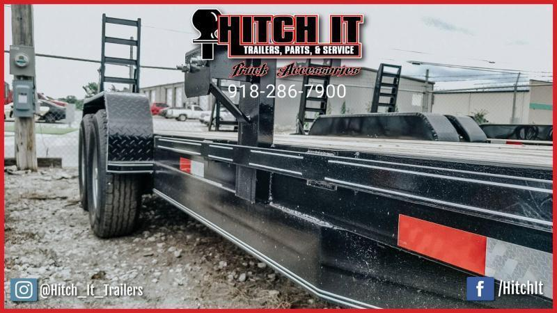 !!!COMING SOON!!! 2020 Tiger 83 x 20 Heavy Duty Flatbed Trailer Tandem 7000#