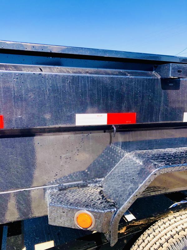 2021 Iron Bull DUMP 83X16 Dump Trailer