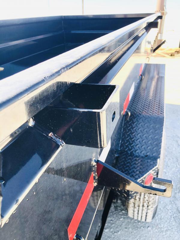2021 Iron Bull DUMP 83X16 Dump Trailer - TULSA OK