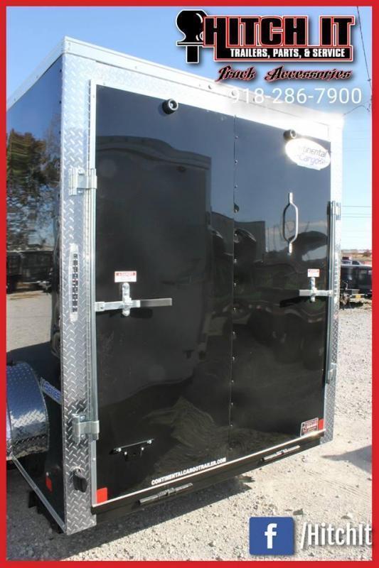 !!!COMING SOON!!! 2021 Continental Cargo 6 X 12 + v-nose  Enclosed Cargo Trailer