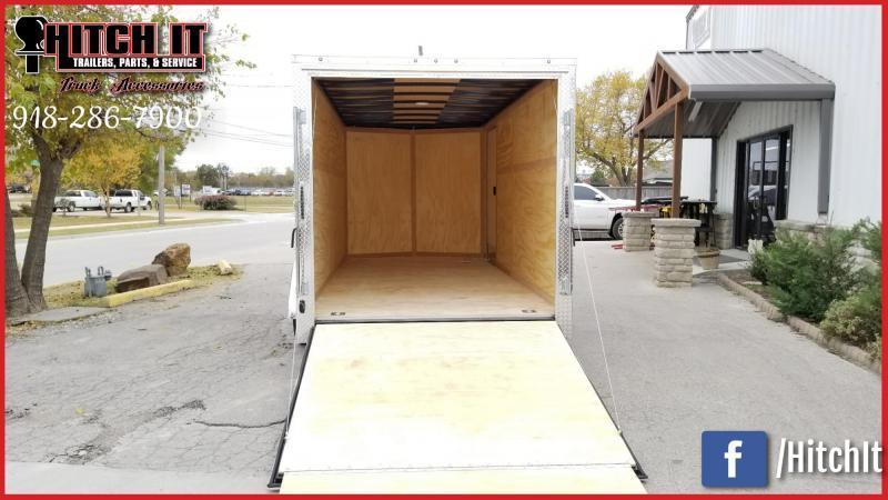 !!!COMING SOON!!! 2021 Continental Cargo 7 x 16 + v-nose  Enclosed Cargo Trailer