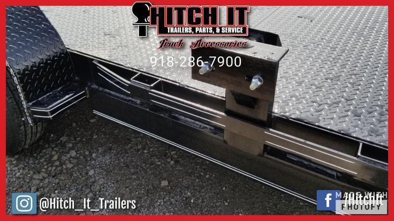 !!!COMING SOON!!! 2020 Tiger  83 x 18 Steel Floor Flatbed Car Hauler Trailer