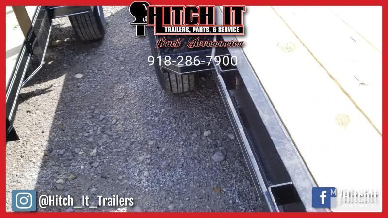 2020 TIGER HD EQUIPMENT HAULER 83 x 20 Wood Floor Trailer 5200#