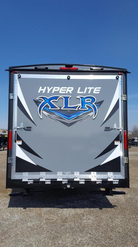 2019 Forest River Inc. XLR Hyper Lite Toy Hauler 29HFS