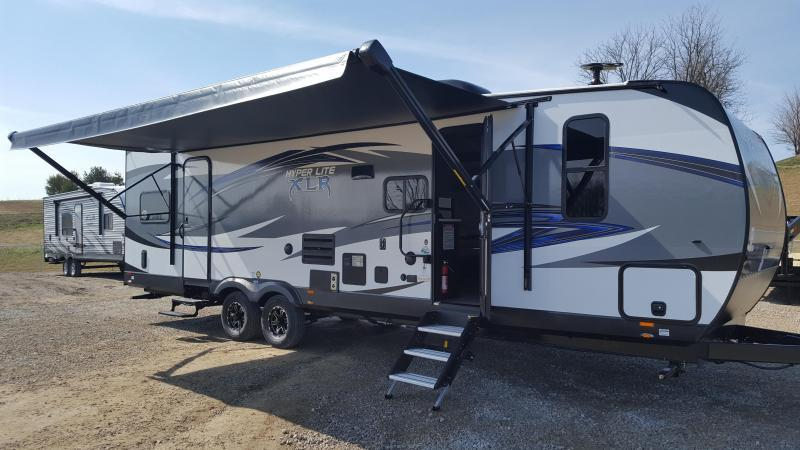 2019 Forest River Inc. XLR Hyper Lite Toy Hauler 29HFS
