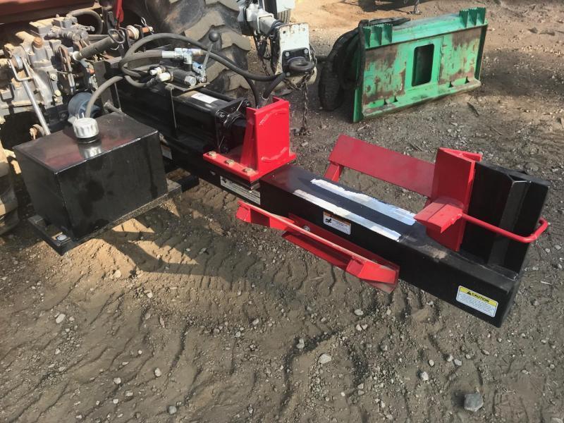 """2019 Ramsplitter TSPLIT3030 3 Point Tractor, 30"""" Stroke, 22GPM, 4 Way, Cradle, Log Splitters"""