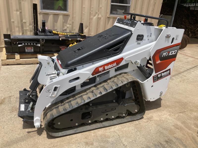 2021 Bobcat MT100 Mini Skid Steers
