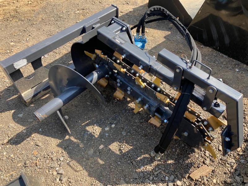 "2021 Boleo 36"" Skid Steer Trencher Attachment"