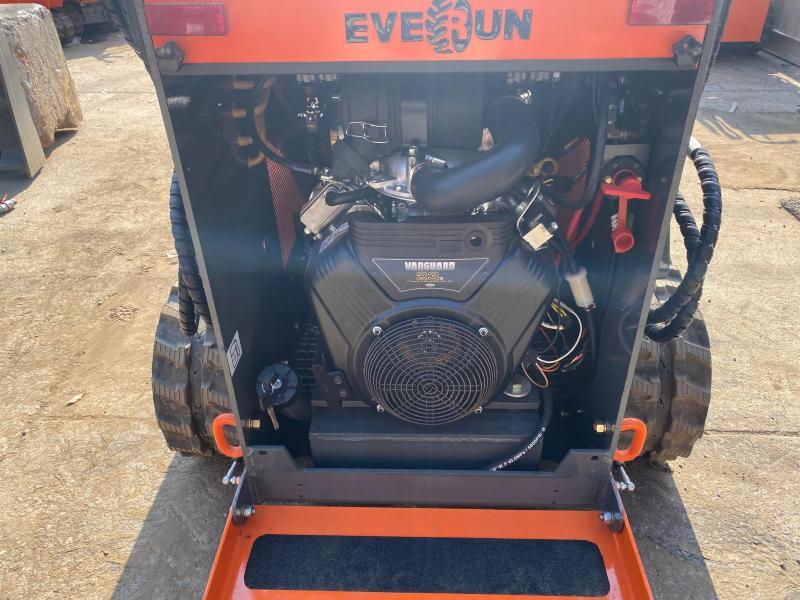 2021 Everun ERS380HF Mini Skid Steer Track Loader
