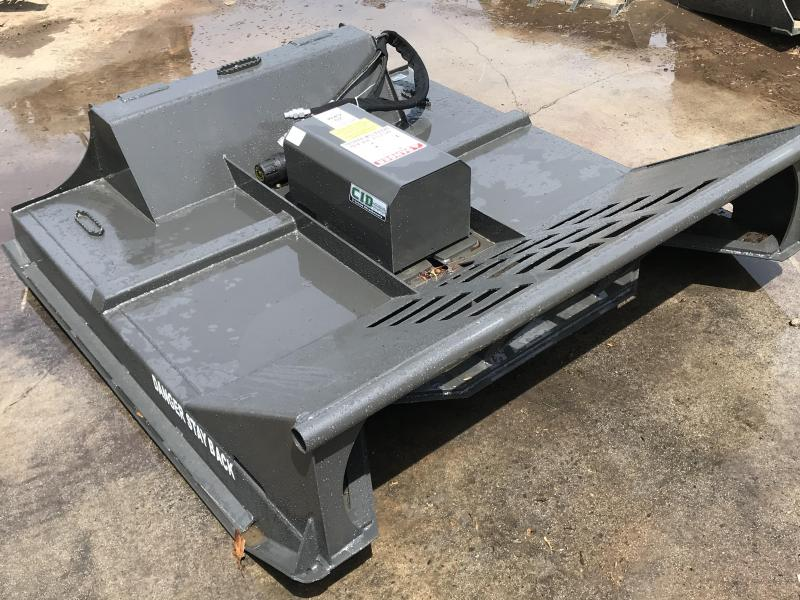 "2021 72"" CID X-Treme Brush Mower, 14-20 GPM 6"" cutting capacity XBC72LF Skid Steer Attachment"
