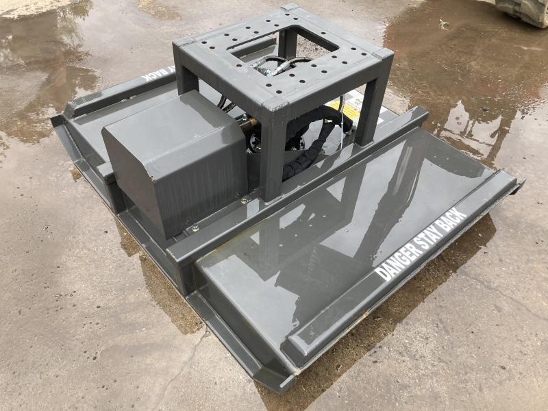 2021 CID EXBC142044 X-treme Excavator Brush Cutter Mini-Excavator Attachment