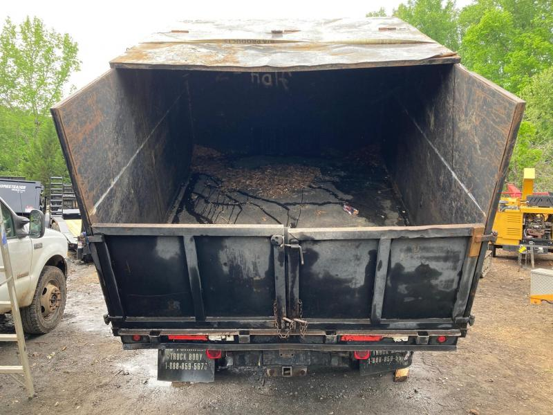 2004 Ford F350 Dump Chip Truck, 4x4, Diesel, Deleted, Studded