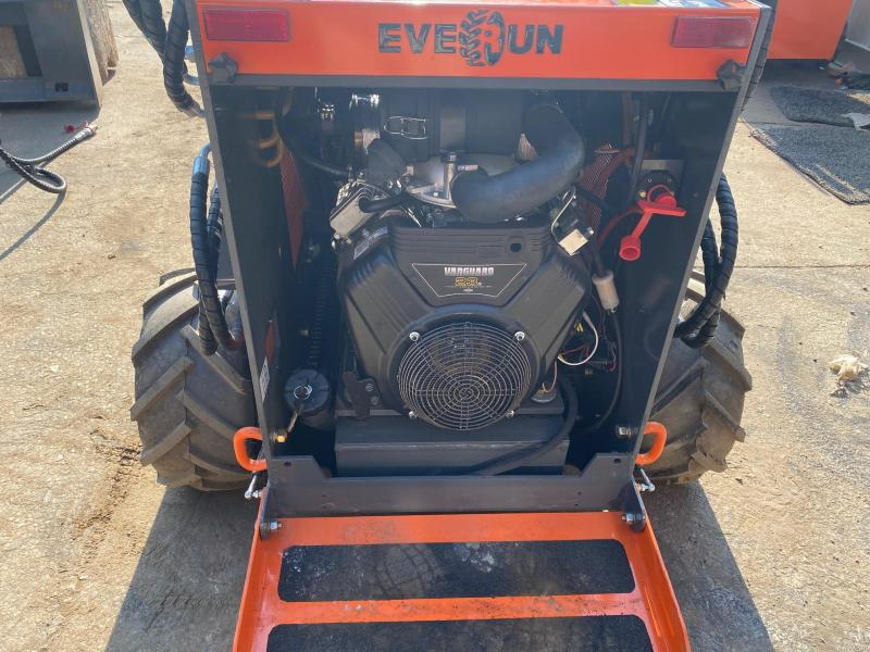 2021 Everun ERS380HF Mini Skid Steer with Tires