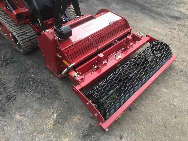 2021 Toro Soil Cultivator DSC Mini Skid Steer Universal Attachment