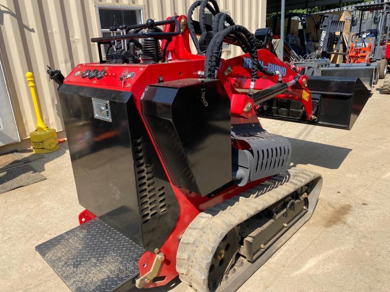 2021 Iron Rhino IR680TD 25HP Diesel Mini Skid Steer
