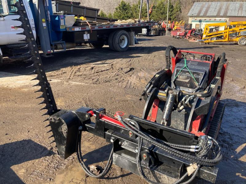2020 Steel Camel HedgeTrimmer Dingo Attachment Trimmers