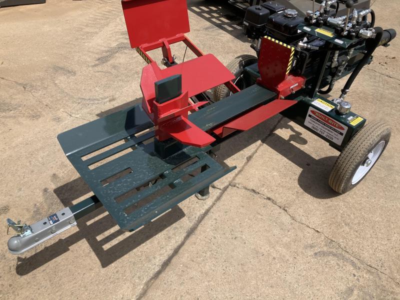 2021 Built-Rite 8HPWS 8HP16GPM 4 Way 6 Way Log Splitters
