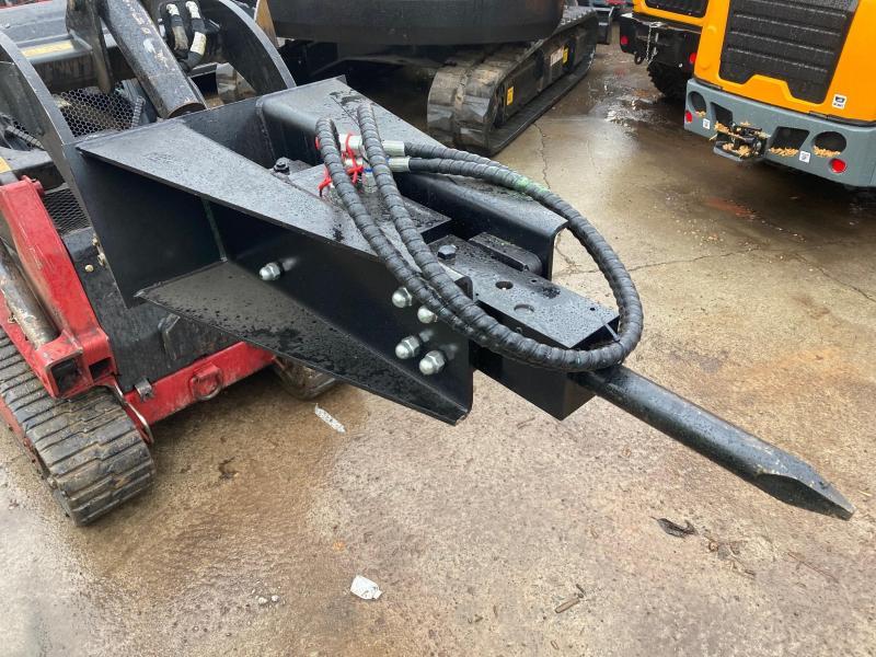 2021 Iron Rhino 300# Class Hydraulic Jackhammer Dingo Mini Skid Steer Universal Attachment