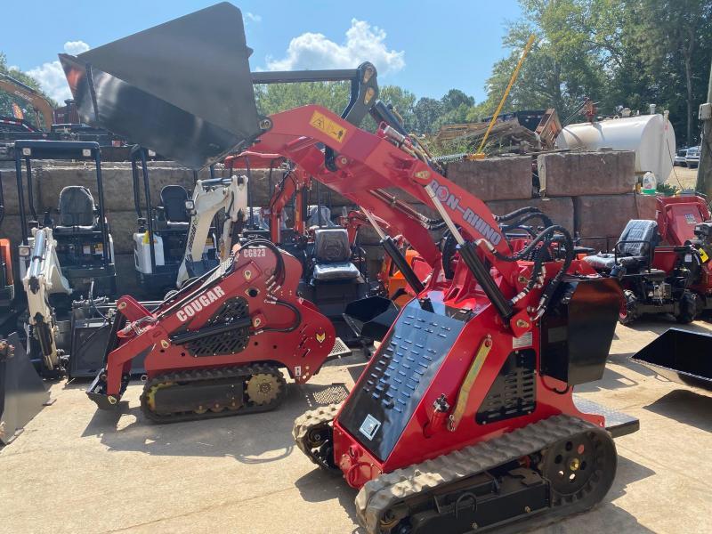 2021 Iron Rhino IR680TG Gasoline Mini Skid Steer