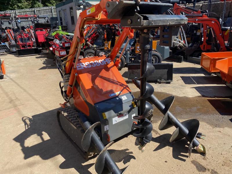 2021 Everun Auger Attachment Dingo Mini Skid Steer Plate