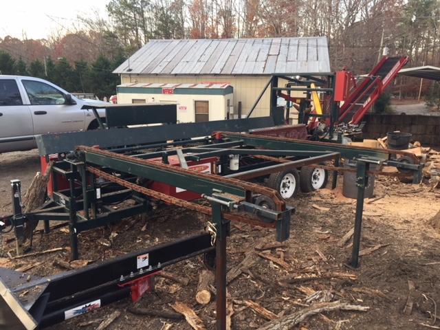 2016 Built-Rite 18HP Firewood Processor