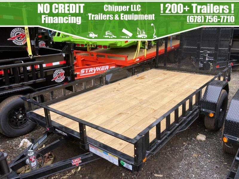 2022 PJ 6.5x12 5K Mini Skid Steer Small Tractor Heavy Duty Utility