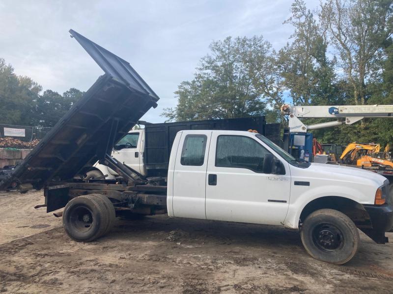 2001 Ford F350 4x4 Dump Truck 146k Miles, Automatic