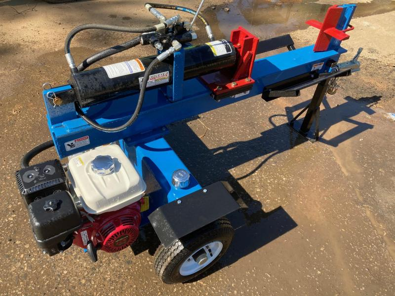 2021 Ramsplitter H30 8HP 16GPM 4-Way Log Splitter