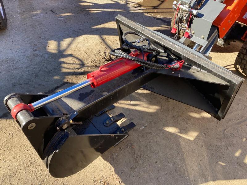 2021 Iron Rhino Backhoe Excavator Skid Steer Attachment