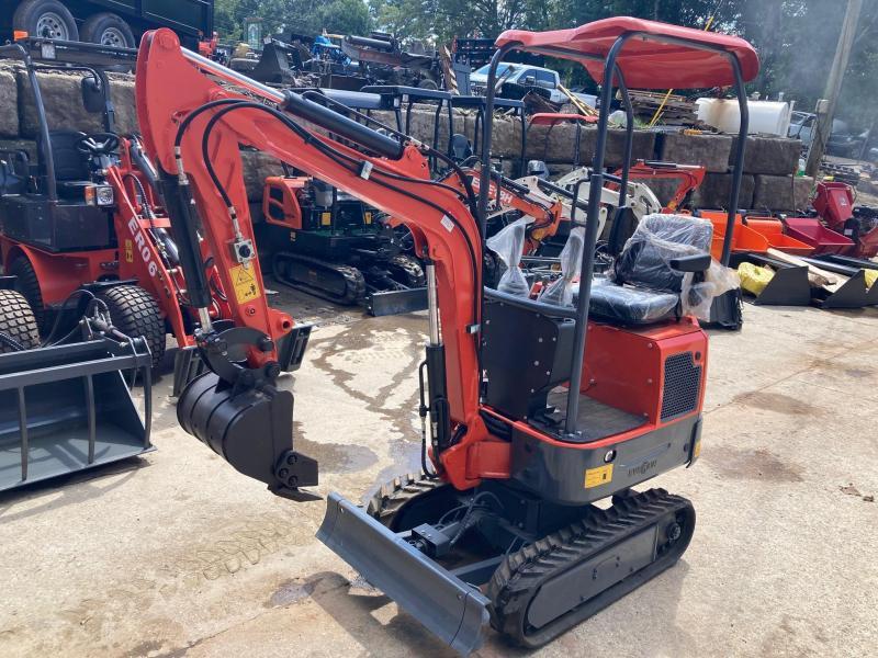 2021 Everun ERE12 Mini Excavators 19HP Kubota Diesel 2300# Retractable Tracks