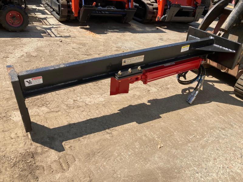 2020 Ramsplitter Mini Skid Steer Inverted Log Splitter Mini Skid Steer Universal Attachment