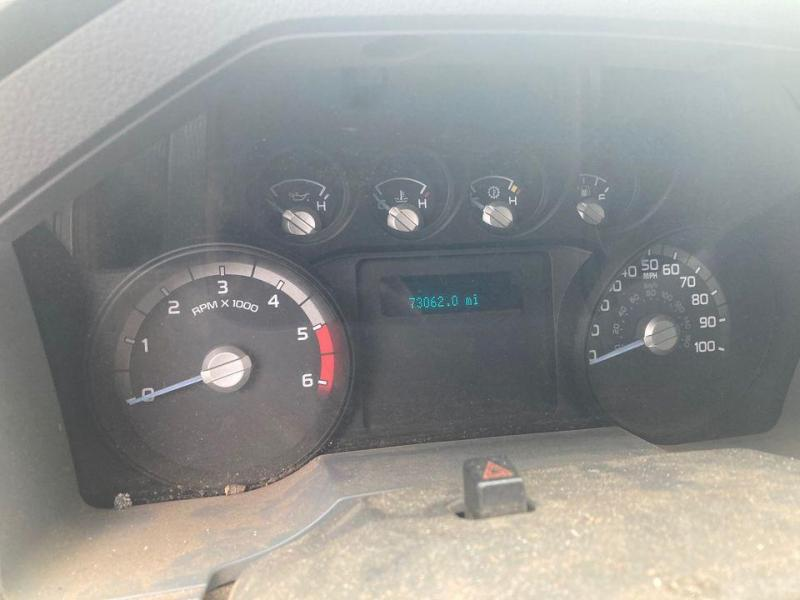 2013 Ford F450 V10 XL Crew Cab Chip Truck, Gas, Automatic, 2wd