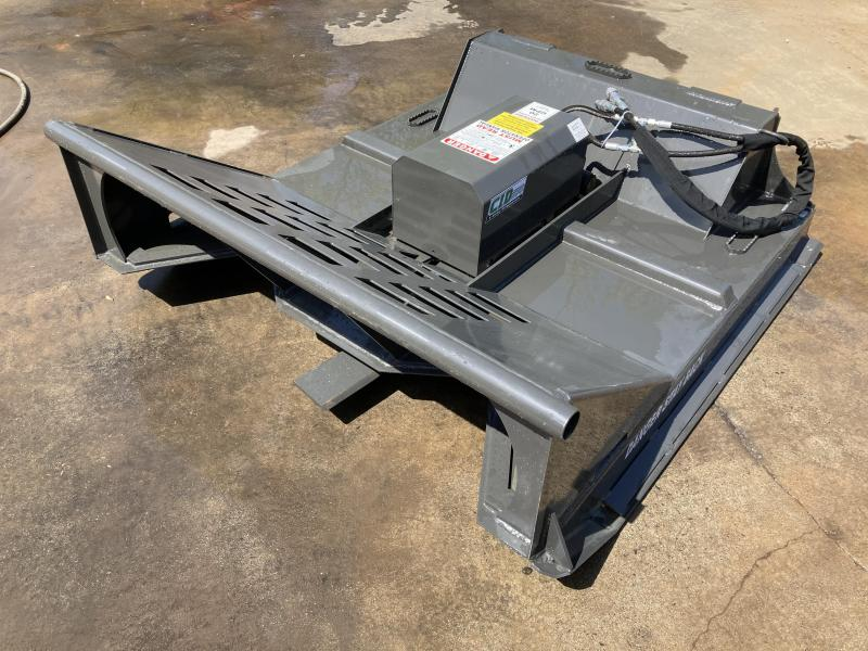 "2021 60"" CID X-Treme Brush Mower, 14-20 GPM 6"" cutting capacity XBC60LF Skid Steer Attachment"