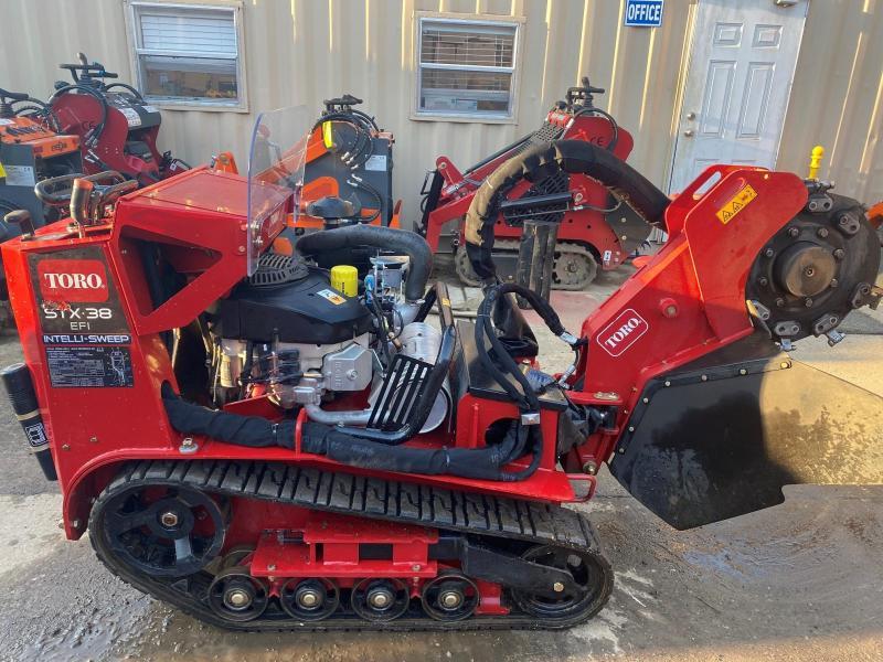 2021 Toro STX38 under warranty till July 2022 38HP Stump Grinder Free Shipping*