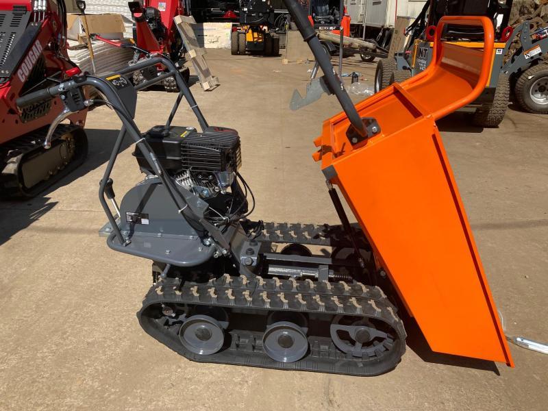 2021 660# Track Powerbarrow Dump Cart, 196cc, 6.5HP