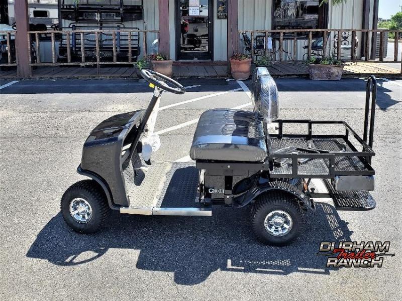 2020 Black SX-3 Cricket Mini Golf Cart