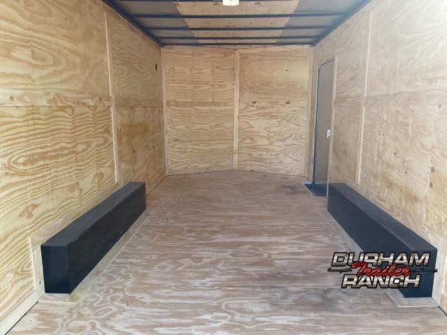 2022 Salvation Trailers 8.5X16 TA Enclosed Cargo Trailer