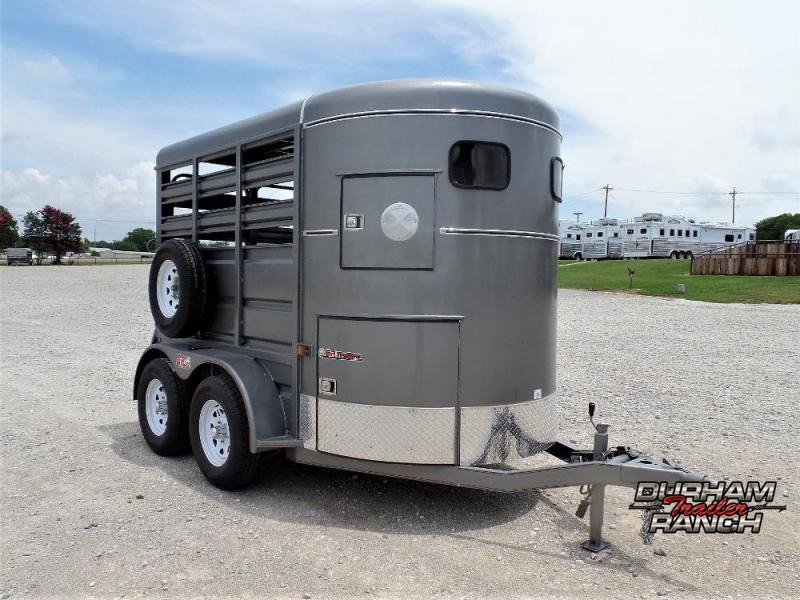 2020 GR 2H BP Straight Load Horse Trailer
