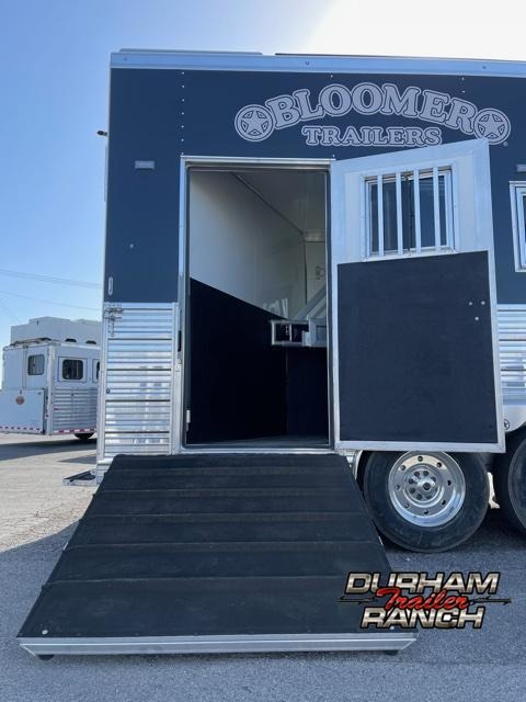 2021 Bloomer 4 Horse PC Load 18 FT Outlaw Conversion LQ