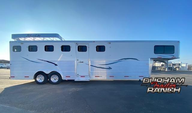2006 Silver Lite 6H Horse Trailer