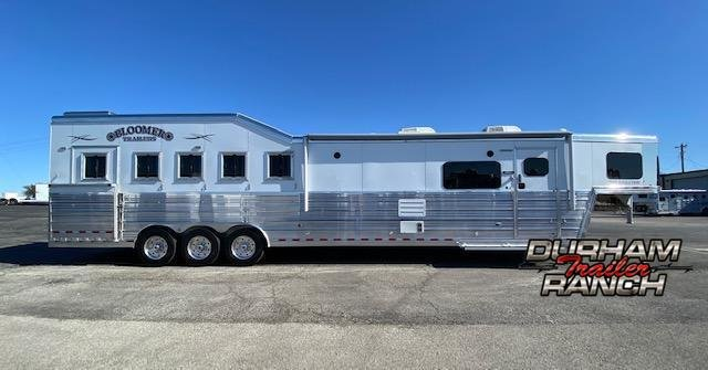2019 Bloomer 5H Horse Trailer