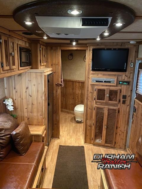 2005 C and C Trailers 3H Horse Trailer